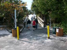 Easy Access Ramps to Siesta Beach