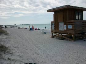 Lido Beach Life Guard Hut