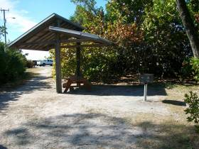 Picnic Areas at Turtle Beach