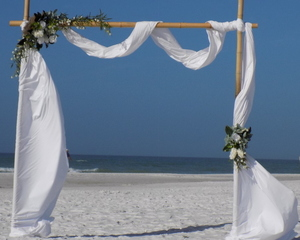 Beach Wedding Package, The SeaSide