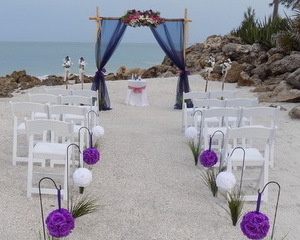 Siesta Enchantment Beach Weddings and Wedding Package by SarasotaWeddingIdeas.com Image