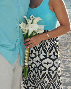 Beach Wedding Bouquet Rental