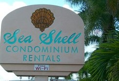 Sea Shell Condominium Rentals on Siesta Key