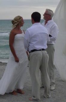 Wedding Guy for Sarasota to St. Pete Fl Weddings