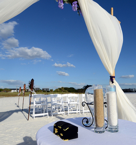 Popular Sarasota Fl. Beach Wedding Venues
