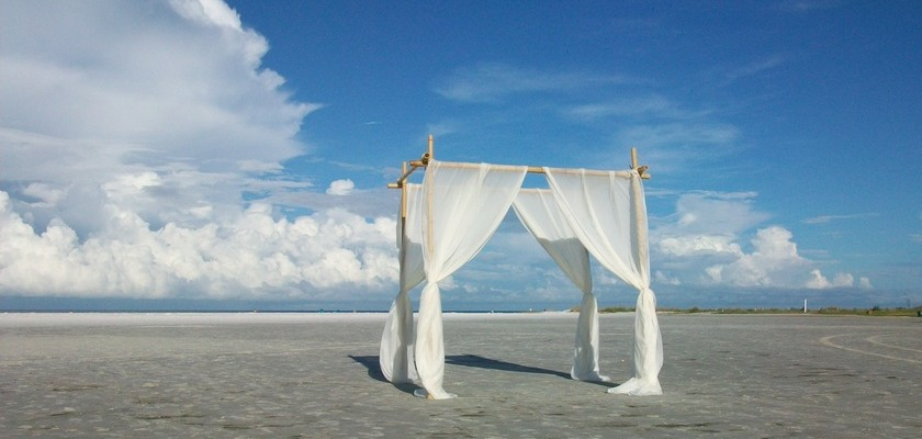 Affordable Beach Weddings: Savoir Faire Package