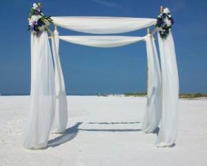 Siesta key beach weddings & Ceremony Package