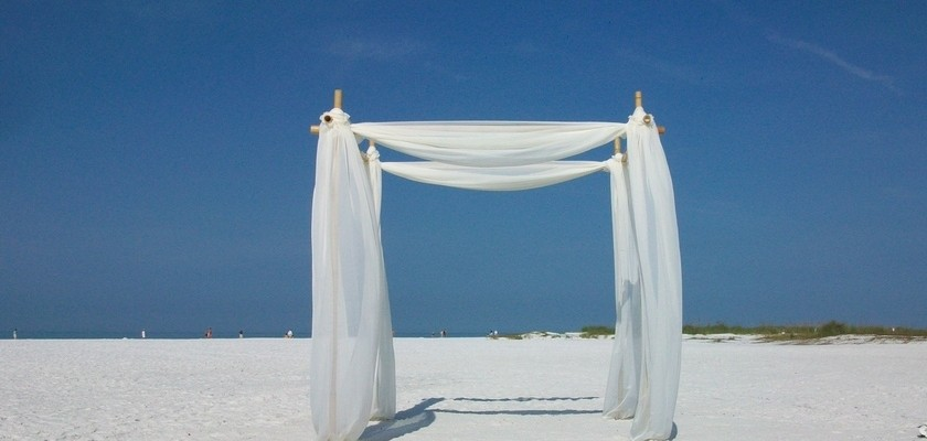 Affordable Beach Weddings: Mont Blanc Package