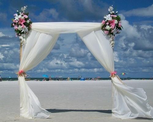 The Tortuga Beach Wedding Package