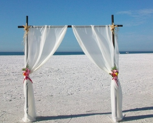 Siesta Key Beach Ceremony Package