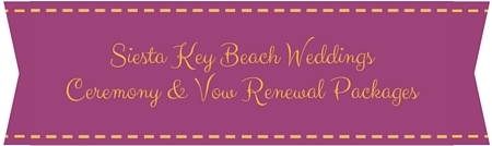 Beach Weddings in Siesta key Florida Image