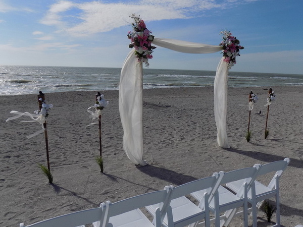 Siesta Destination Beach Wedding Package Image 1