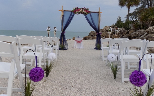 Siesta Beach Wedding Package The Siesta Enchantment