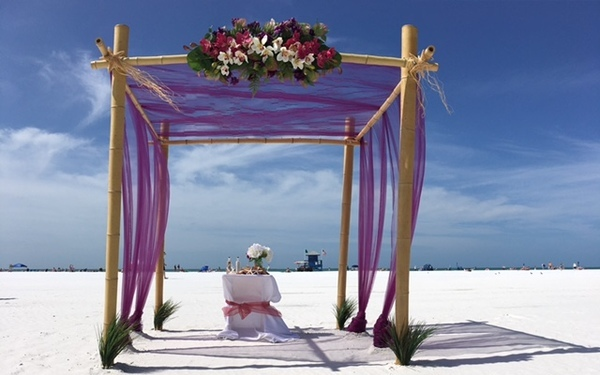 Beach Weddings Sarasota Image 1
