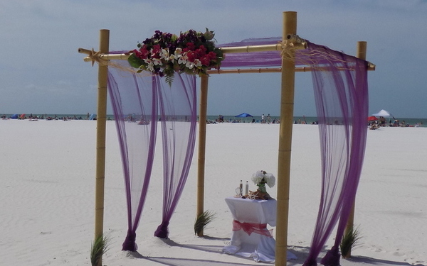 Sarasota Florida Beach Weddings Image 3