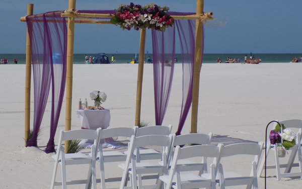 Siesta key Beach Wedding Packages Image 3