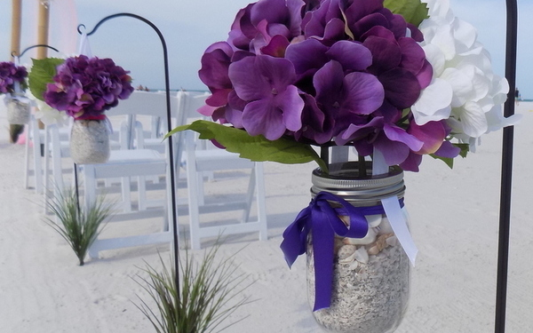 Weddings on the beach for Lido key Florida Image 1
