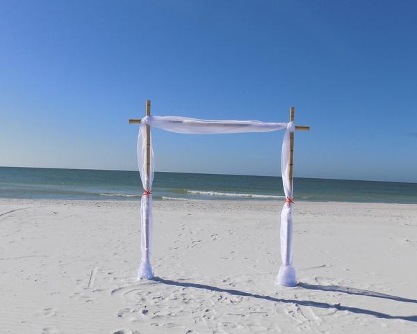 Siesta Starfish Wedding Package Image