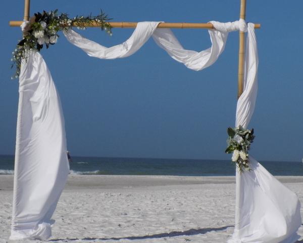 Siesta key Beach Wedding Package
