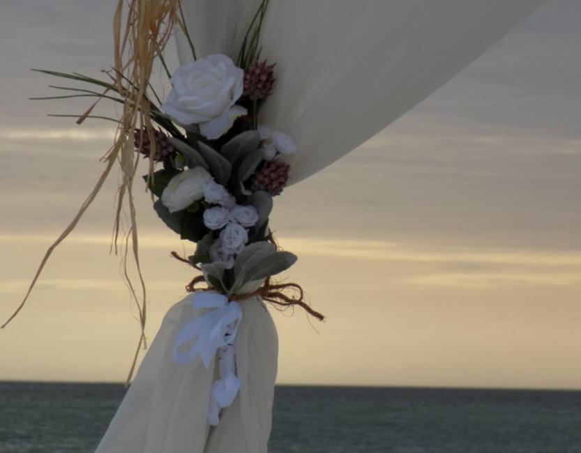 Siesta Breeze Wedding Arrangement Image